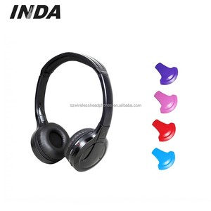 Dual Channel Infrared Cordless Stereo Headphone