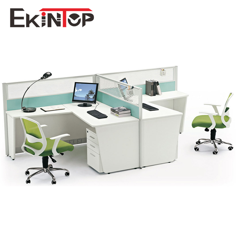 Used Strong Office Workstation 2 People Person