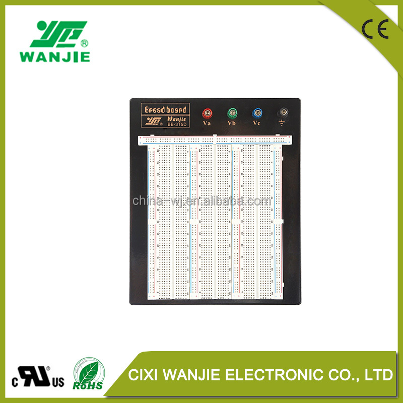Wholesale excellent quality low price electronic circuit breadboard testing for home
