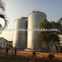 HengXin Flat Bottom wheat Steel Silo