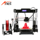 Anet A8 Lower Price Efficient Widely Used High Accuracy Stability Speed Printing OEM DIY 3D Printer