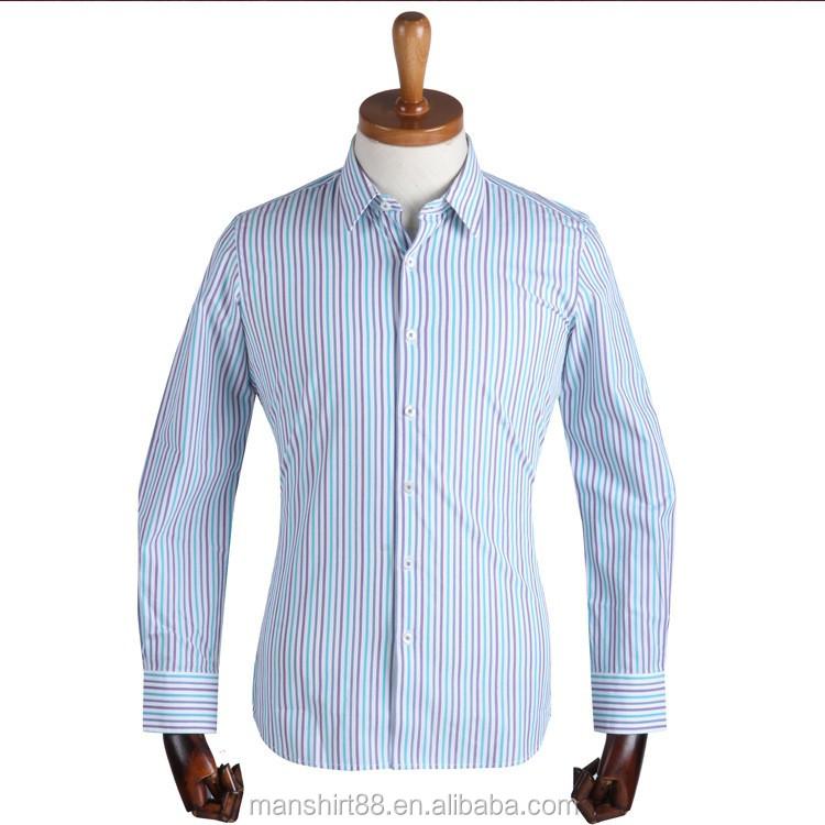 Latest Stripe Stylish Formal Dress Shirt For Men View Latest Shirt