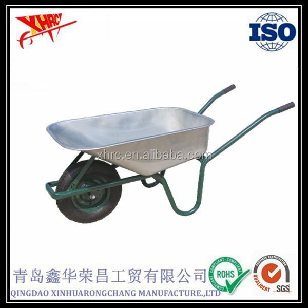 free sample heavy duty hand tools wheel barrow wb6414 for europe