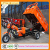 China Newest Design Cargo Trike With Hydraulic Lifter Tricycle mini Truck for sale