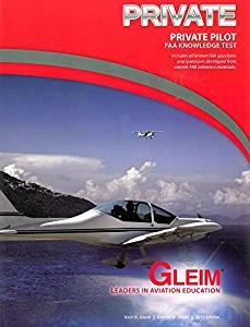 Gleim Private Pilot FAA Knowledge Test