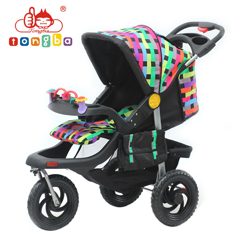 Wholesale Foldable Doll 3 Wheels Baby Beach Buggy