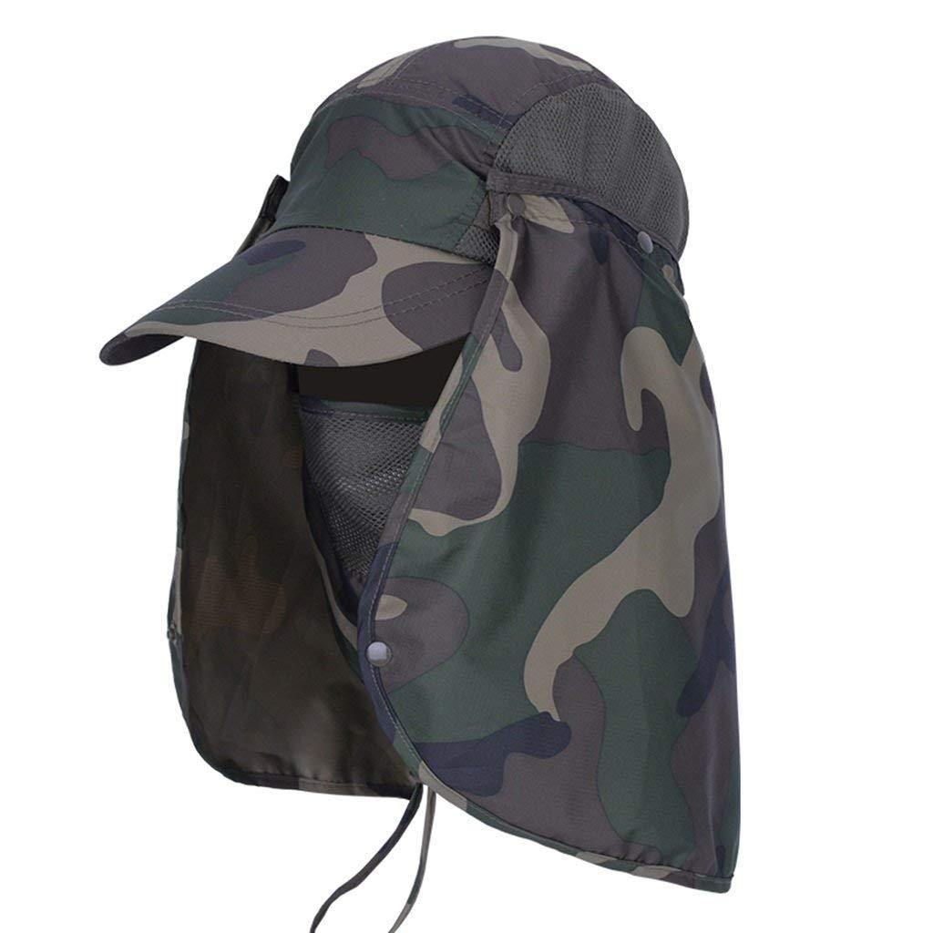 Ren Chang Jia Shi Pin Firm Men's outdoor sun hat summer breathable fisherman hat