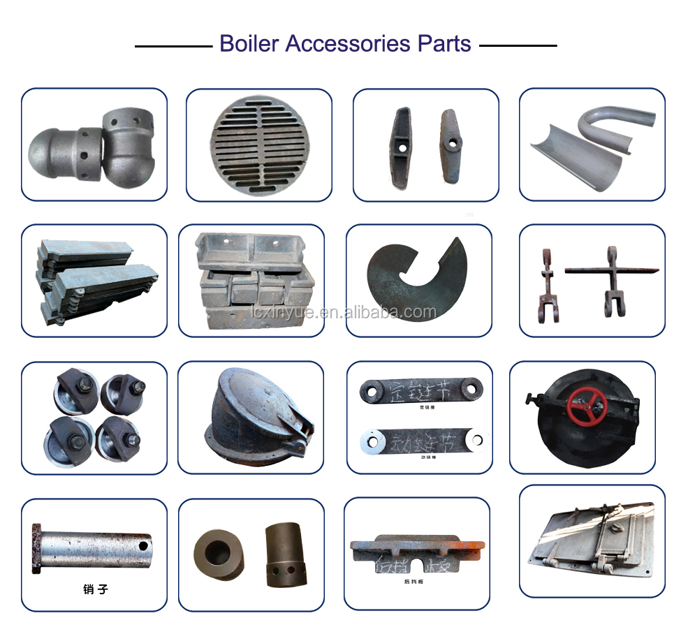boiler parts waste oil burner ironing