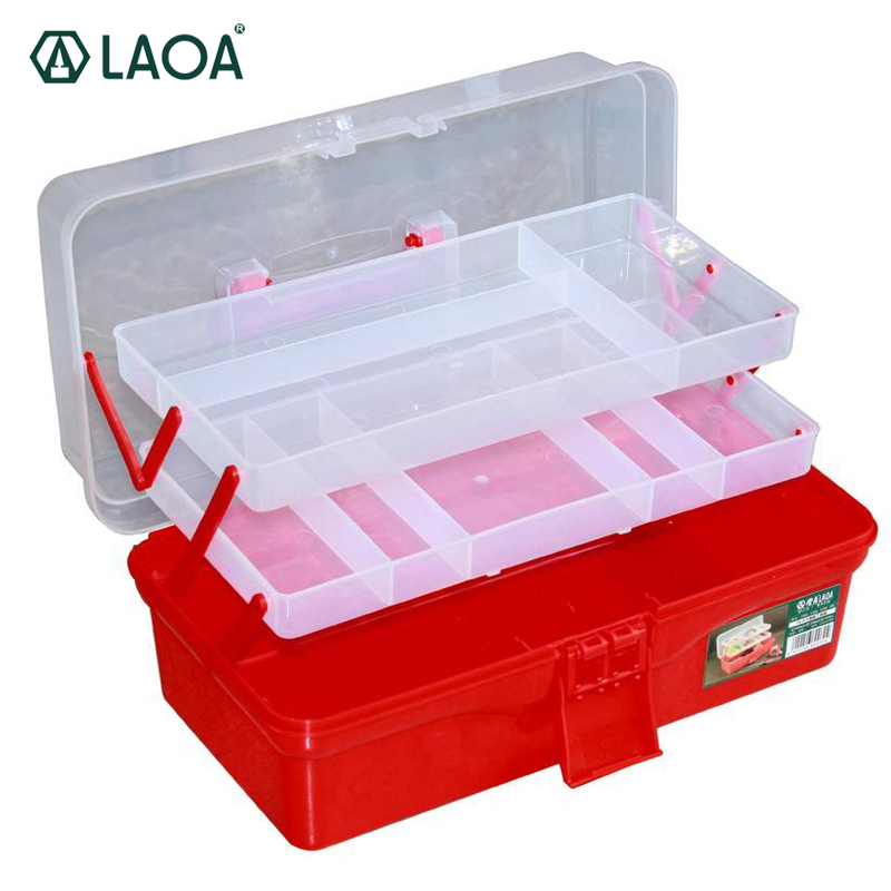 Home use 3layers <strong>plastic</strong> tool storage box