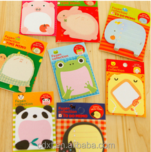 Leuke Rilakkuma Removeable memo note pads