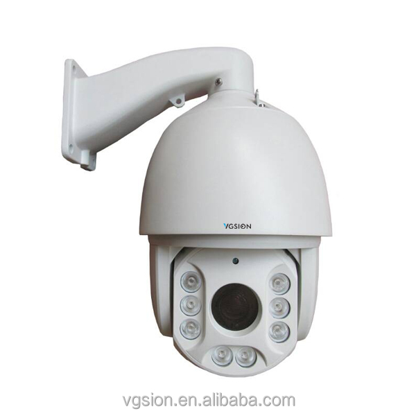 With Live Demo 120M Outdoor Auto Tracking Onvif 1080P P2P IP PTZ Camera
