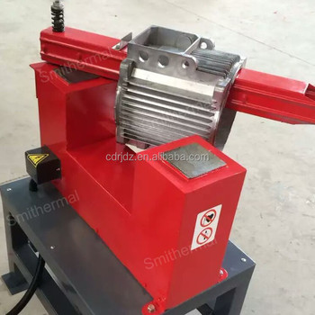 Induction Heater For Motor Housing Shrink And Fitting