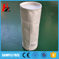 With PTFE membrane filter bag for dust collector