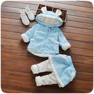 Lovely Children Clothing Sets Toddler Girl Boutique Outfits Kids Wnter Newborn Baby Clothes For Wholesale