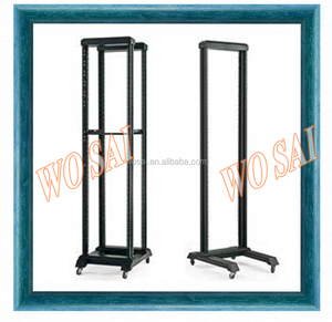 Wosai Telecom Indoor Floor Standing Network Server Rack Open Cabinet