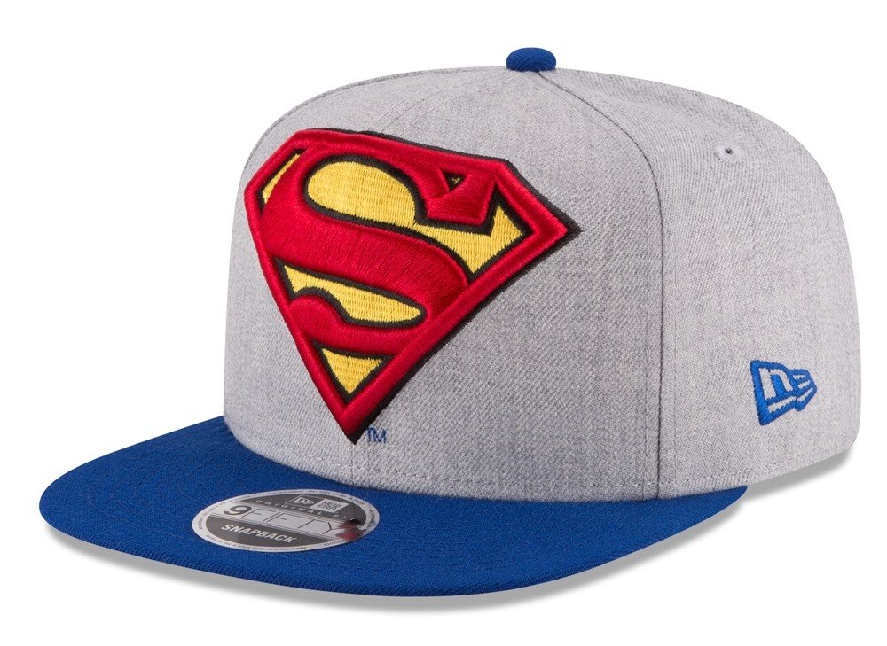 7be2147fb23 Get Quotations · Superman DC Comics New Era 9FIFTY