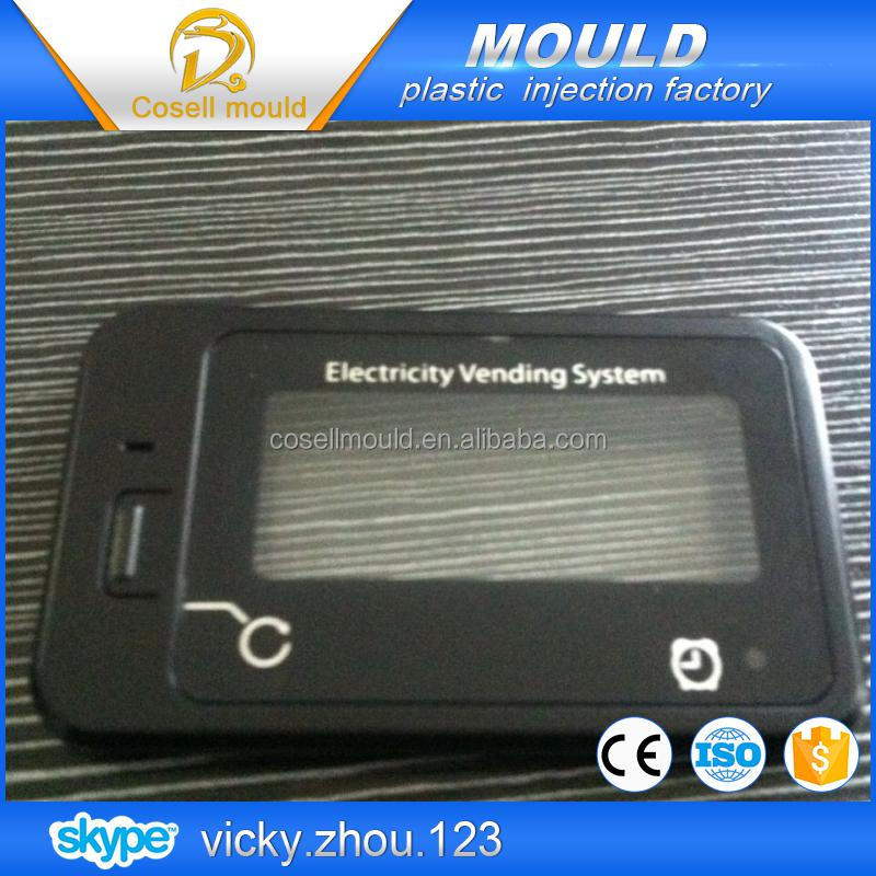 mould shot counter plastic precision molding