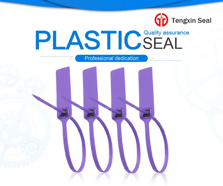 TXPS 501 Plastic Quality-Assure Plastic Strap Seals