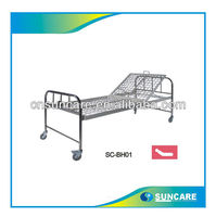 Hand-lifting Metal Bed,