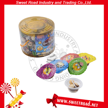 Center Filled Chocolate Biscuit Star Cup For Thailand - Buy Center Filled  Chocolate Cup,Chocolate Cup For Thailand,Chocolate Biscuit Star Cup Product