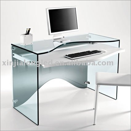 acrylic computer desk, acrylic computer desk suppliers and