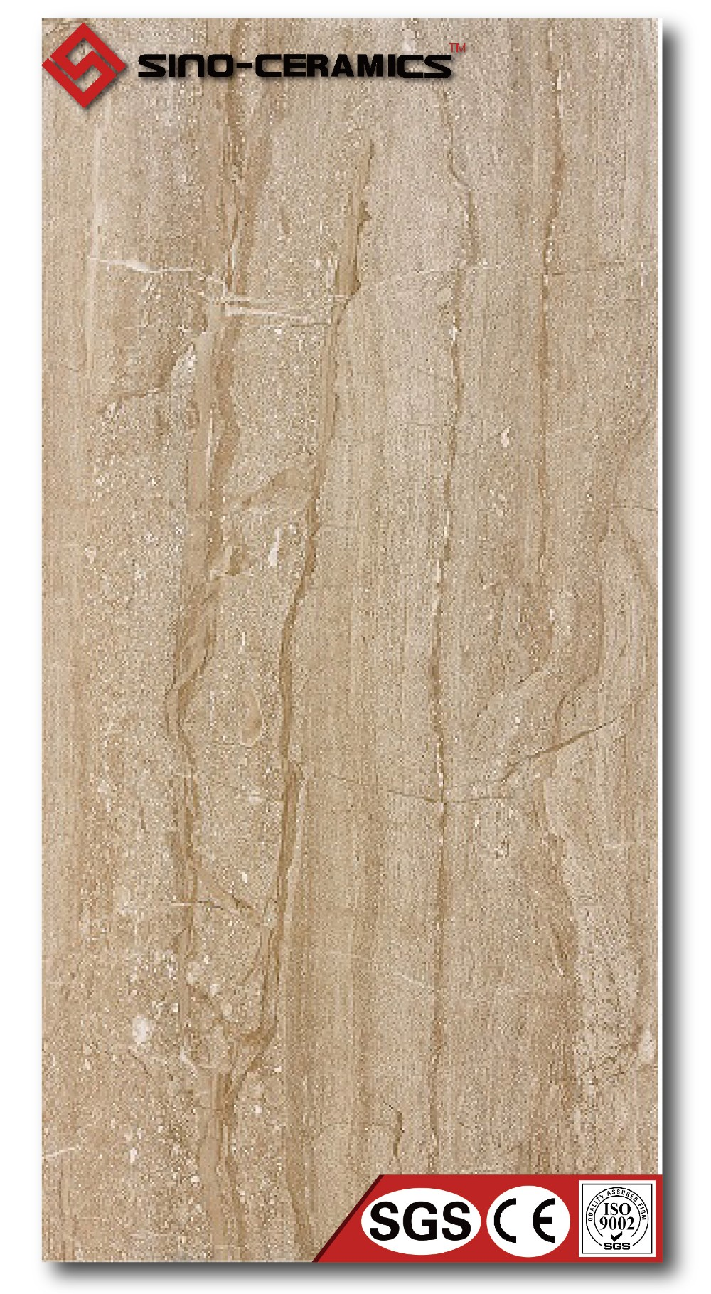 American style travertine look brown color glazed ceramic floor american style travertine look brown color glazed ceramic floor tiles 300x600mm12x24 doublecrazyfo Gallery