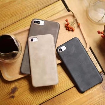 Oem Welcome Customized Your Logo for iphone 6 6s 7 case leather,for iphone 7/7plus leather case