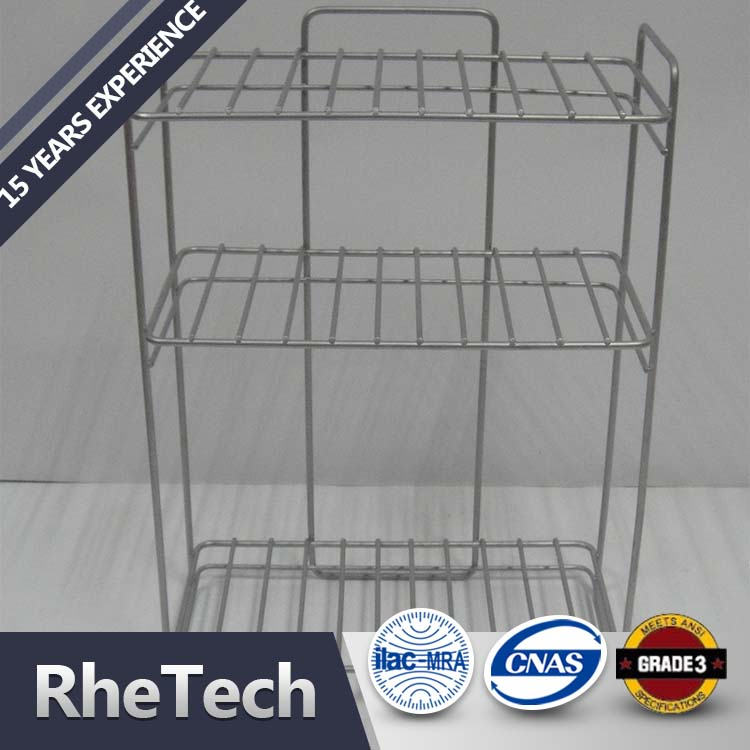 2016 Best Selling Factory Price Cd/ Dvd Display Wire Racks