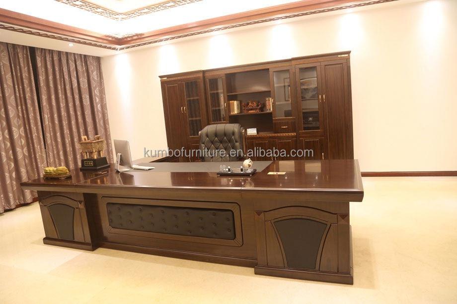 Cf gerente de sala de muebles de dise o mesa de oficina for Diseno de muebles de escritorio