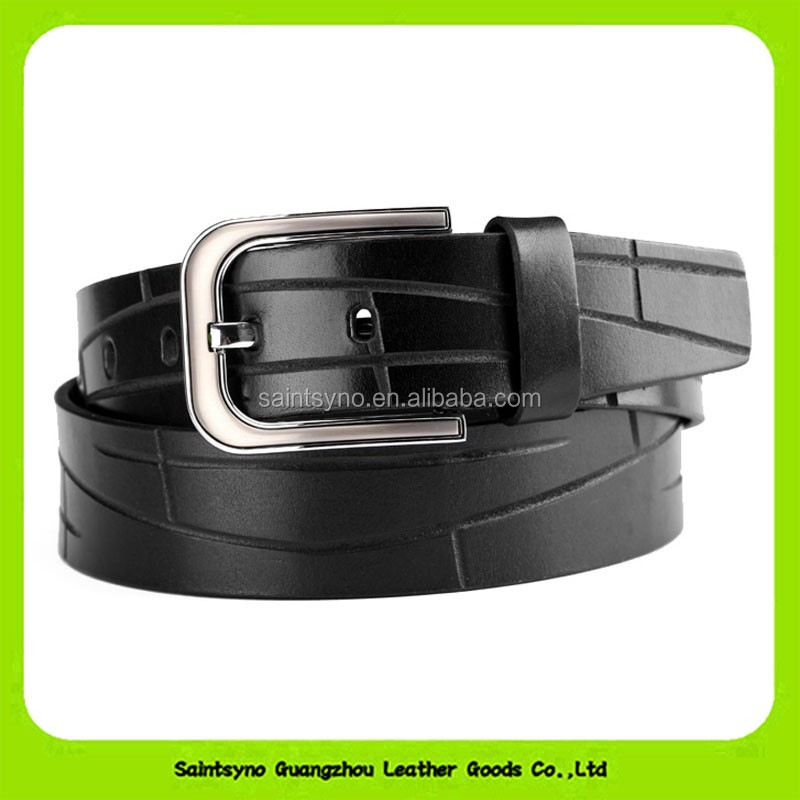 16243 2016 new s 100 percent genuine leather belt