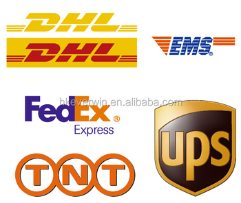 Comparsion between UPS, DHL and FedEX