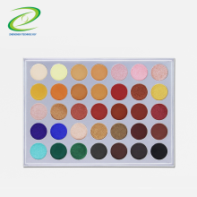 OEM 35 Color Eyeshadow Palette Eye makeup Matte and Pearl mixed eyeshadow