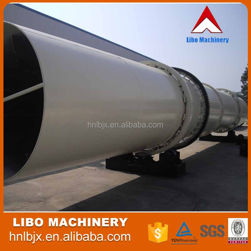 Fertilizers,sand,manure,coal,ore rotary dryer for sale