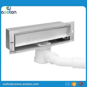 Aootan New Shower Drain With Plastic Drain Wall Drain   Buy Plastic  Drain,Wall Drain,Shower Drain Product On Alibaba.com
