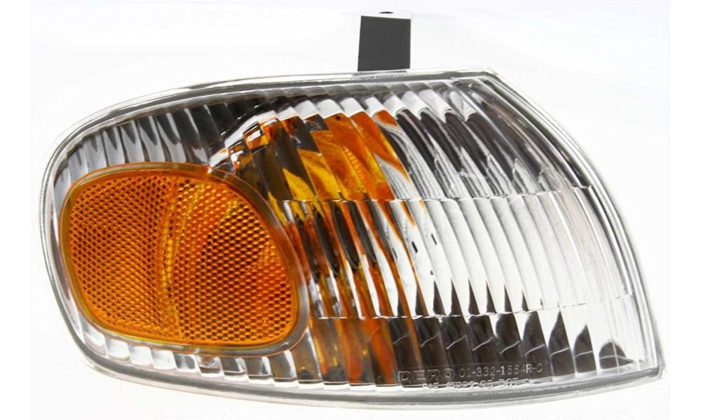 Evan-Fischer EVA23172013593 New Direct Fit Turn Signal Light for PRIZM 98-02 Passenger Side RH Assembly Replaces Partslink# GM2531117
