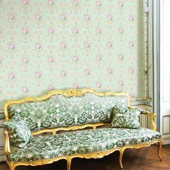 1.06M DAVVERO PVC korean designer wallpaper home decor flower ...