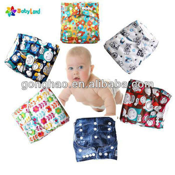 Baby Underwear Night Time Diaper Organic Baby Product Drop Shipping