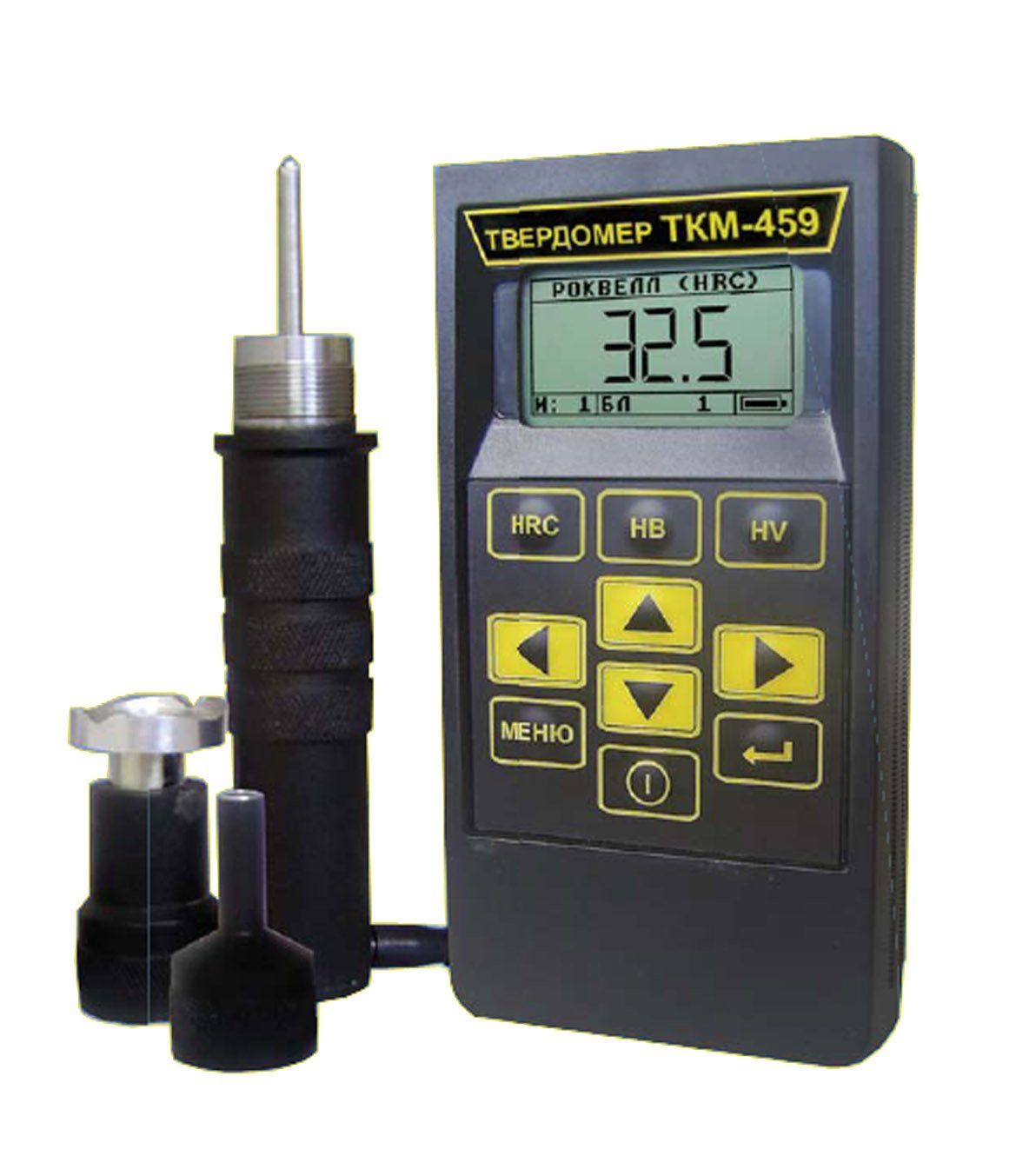 Ultrasonic Portable Hardness Tester Tkm-459