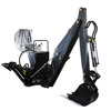 tractor PTO Backhoe with hydraulic pump LW-6