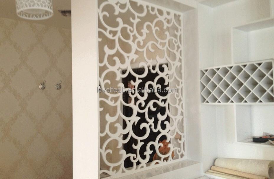 Decorative mdf panels for walls iron
