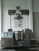 automatic mixing and homogenizing pot