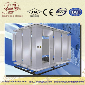 Cold Storage Warehouse Construction Companies - Buy Cold Room,Prefab Modern  Houses,Styrofoam Sandwich Wall Panels For Prefab Houses Product on