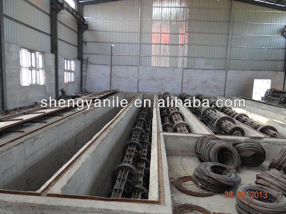 Concrete pole plant in Kenya/Tanzania/Algeria/Nigeria,concrete pole  manufacturing plant, View Concrete pole plant , SY Product Details from  Shandong