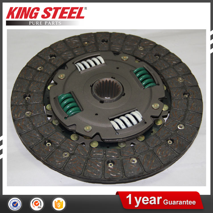 KINGSTEEL ENGINE PARTS CLUTCH DISC PLATE FOR TOYOTA HIACE LXH12 2L 31250-35222
