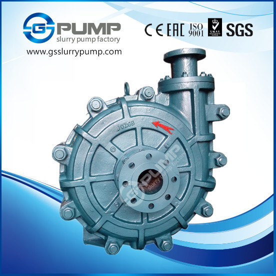 high volume and heavy duty mining slurry industry