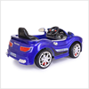 Factory price 4 wheel baby electric car double driven