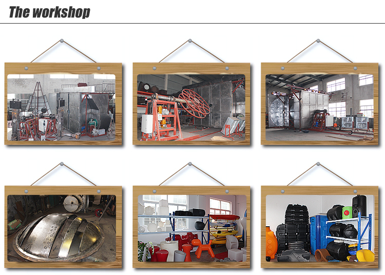 3A-3000 rotomolding carrousel machine for plastic water tank in China