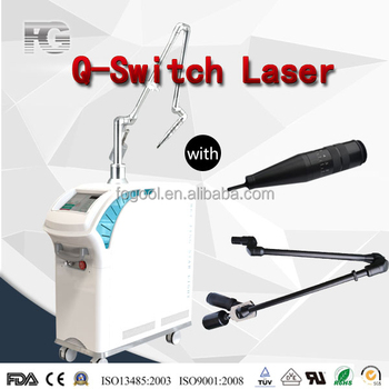 2016 best factory price tattoo removal q switch nd yag for Tattoo factory prices