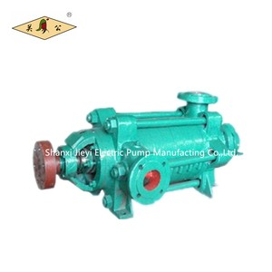 MD series green multistage horizontal coal mine water pump