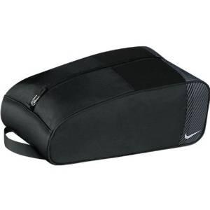 793cfac3cdcf2d Buy Nike Golf Sport II Shoe Tote Bag, Black/Silver/Dark Grey in ...